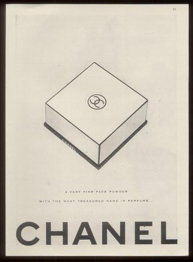 Chanel boite