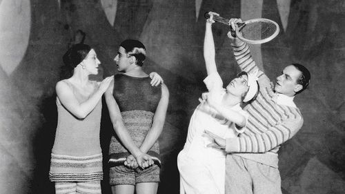 Balletsrussescostumes chanel